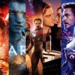 Top 5 de las películas más taquilleras de todos los tiempos