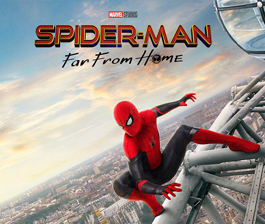 Hype alert! Ya fue develado el trailer de Spider-Man Far from Home
