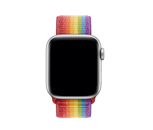 Correa edición Orgullo Apple Watch