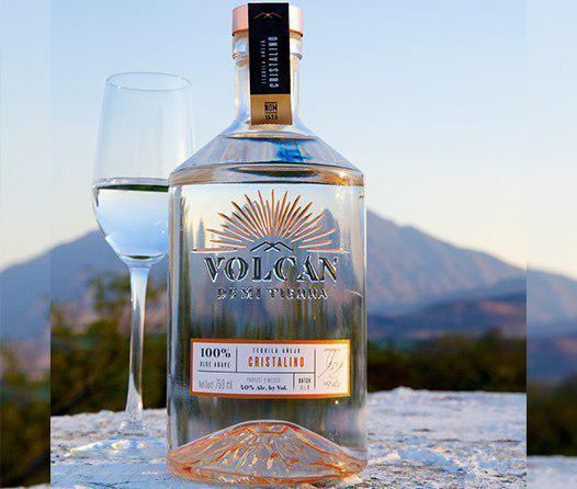 Te contamos cómo se hace un tequila al pie de un volcán