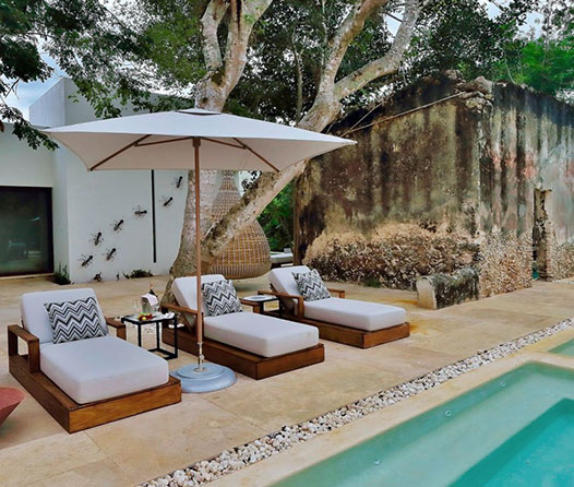 Los hoteles más exclusivos de Mérida y sus alrededores