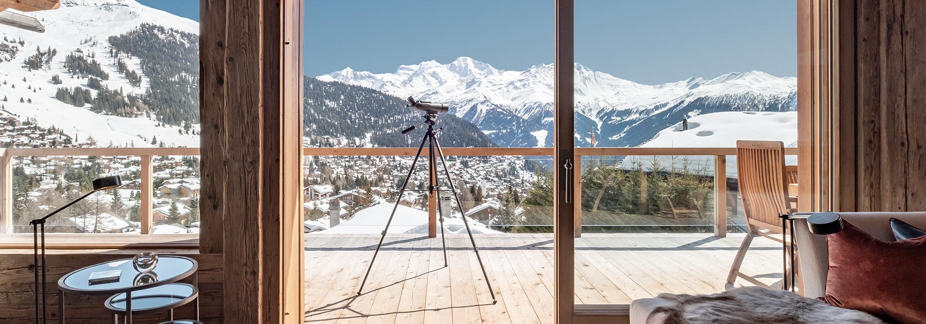 Estos Airbnb son solo para multimillonarios