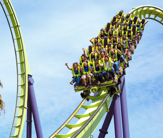 5 parques de diversiones para visitar en verano si estás aburrido