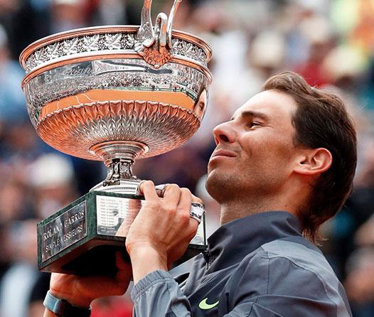 ¿Cuántos millones se llevó Rafa Nadal tras triunfar en Roland Garros?