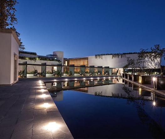El hotel más bonito de Norteamérica está en México