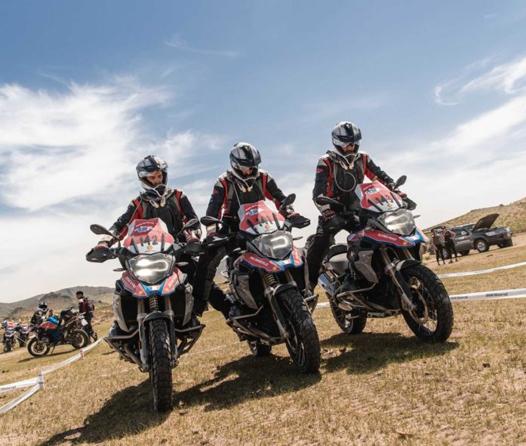 Así es como podrás participar en el torneo Internacional de BMW Motorrad
