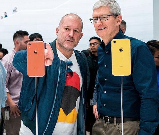 La mente detrás de los diseños de Apple ha renunciado