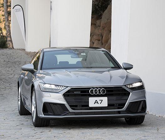 El verdadero sedán de lujo se llama Audi A7