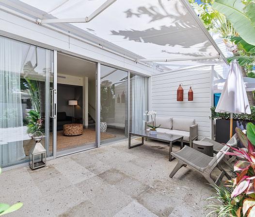 Escápate a los nuevos bungalows del Shore Club en Miami