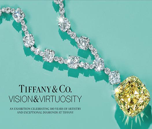 «Vision & Virtuosity» la nueva exposición de Tiffany & Co.