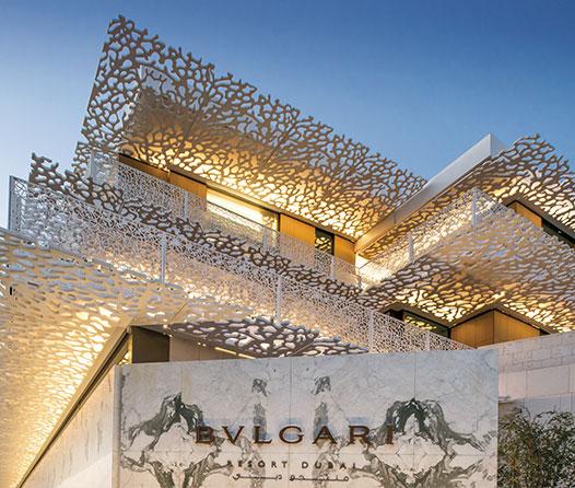 Te contamos todo sobre el primer hotel de Bvlgari en Dubai