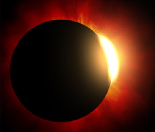 ¿Cómo puedes ver el eclipse solar del 2 de julio?