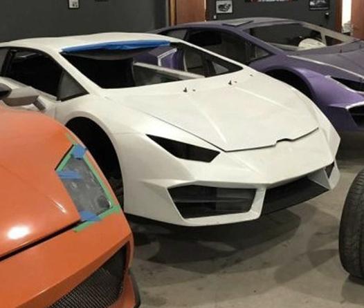 Ferraris deportivos