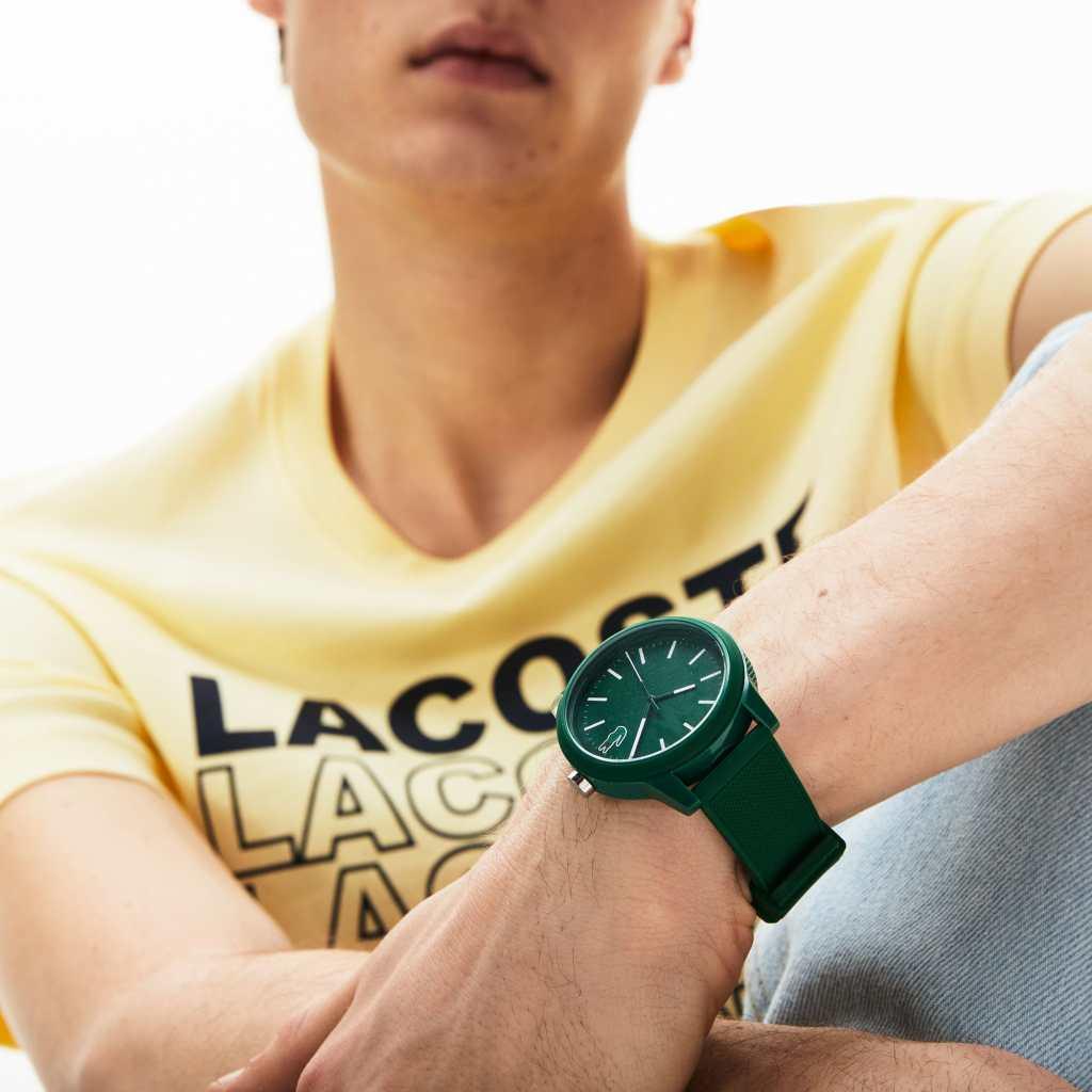 Lacoste tiene los relojes perfectos para el verano