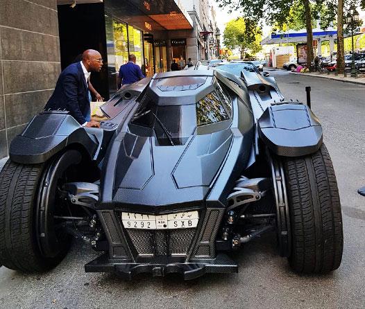 Este Lamborghini Gallardo se ha transformado en Batimovil