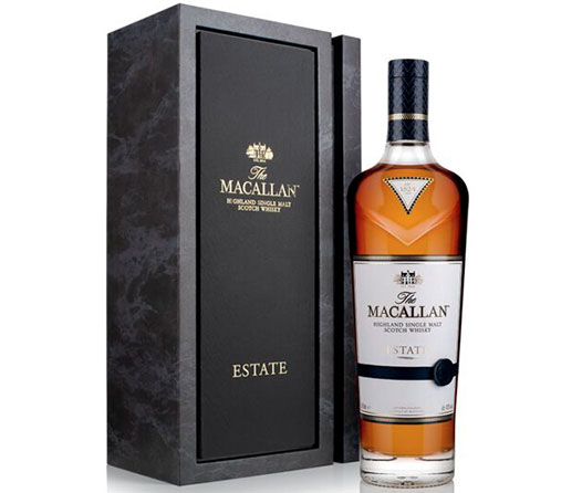 The Macallan Estate la edición limitada que brillará en tu cava