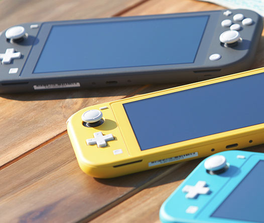 Nintendo Switch Lite llegó para consentir a tu niño interior
