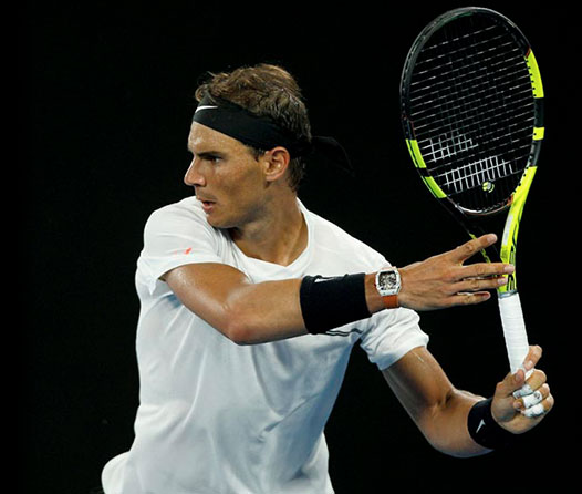 ¿Qué raquetas llevan los favoritos de Wimbledon 2019?