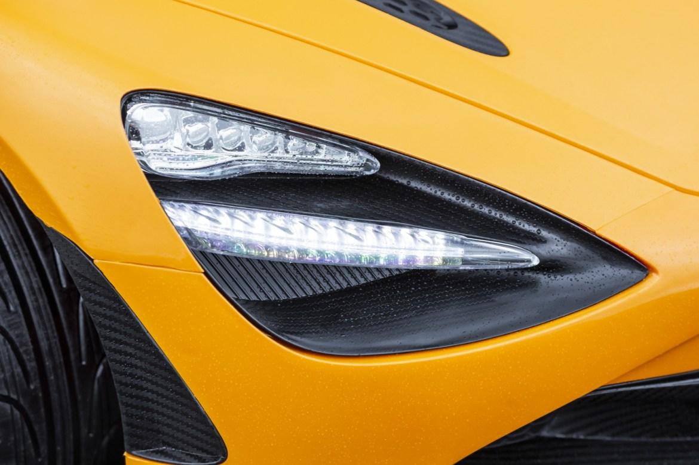 Luces McLaren 720s Ride-On