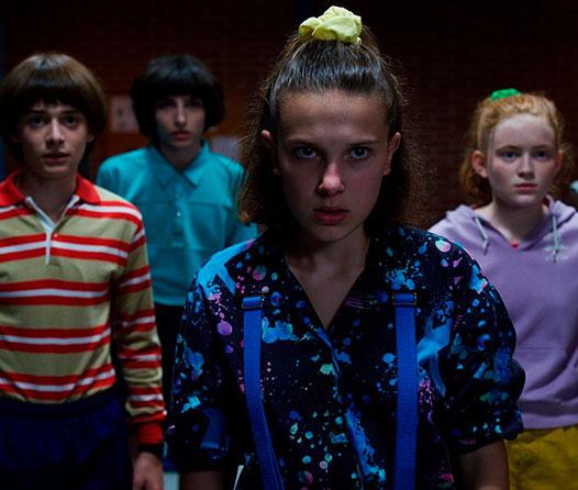 'Stranger Things 3' es la serie más vista en la historia de Netflix
