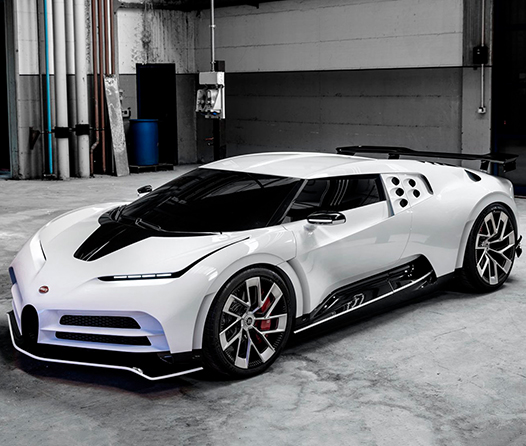 Bugatti Centodieci, el superdeportivo de 1600 caballos de fuerza