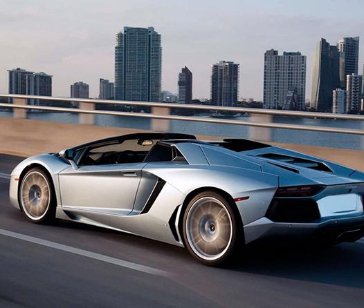 Con esta nueva plataforma podrás rentar Lamborginis, Ferraris y Teslas