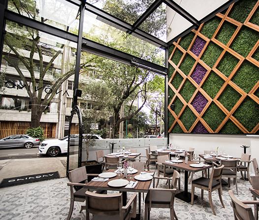 mejores restaurantes de Polanco
