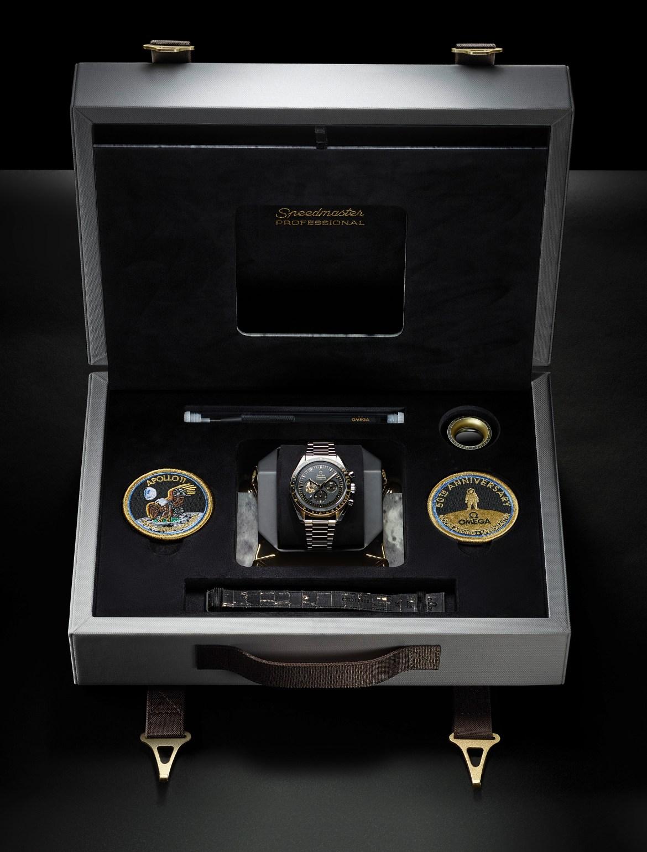 Speedmaster Apollo 11 50th Anniversary LE Steel