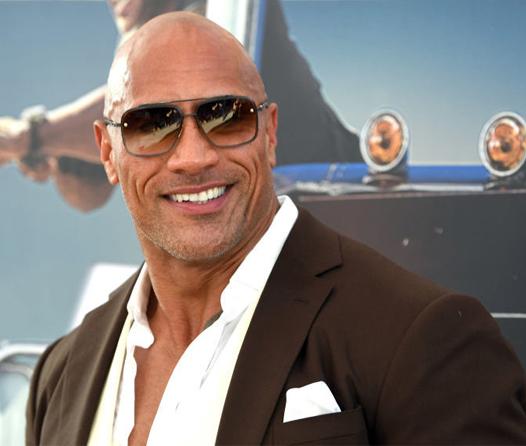 Dwayne 'The Rock' Johnson se convierte en el actor mejor pagado de 2019