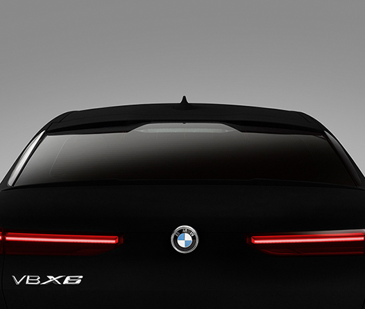 BMW X6 edición Vantablack, el coche más negro del mundo