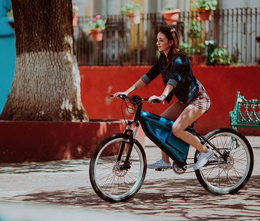 Con estas bicicletas eléctricas en México podrás despedirte de tu auto
