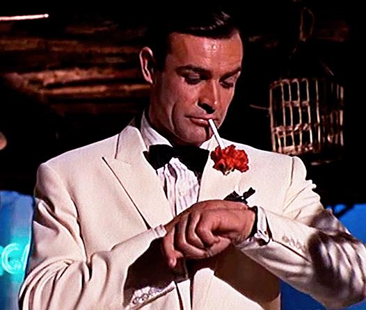 Rolex James Bond