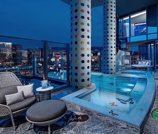 ¿Cómo es hospedarse en la suite de hotel más cara del mundo?