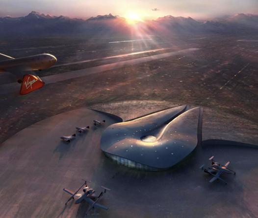 Virgin Galactic inaugura el primer «puerto espacial» ¿Listo para despegar?