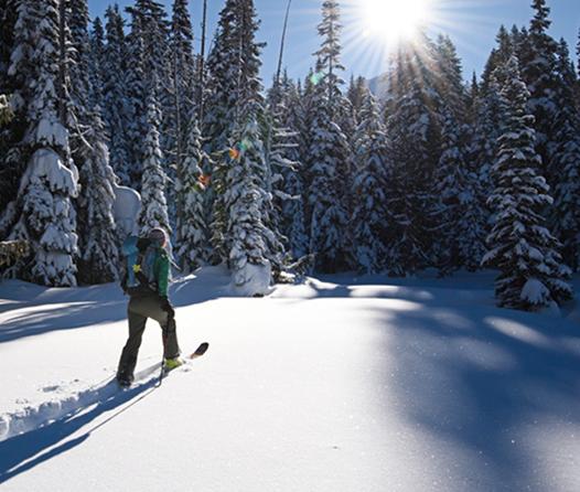 10 destinos de esquí para salirte de lo tradicional en tu próximo viaje
