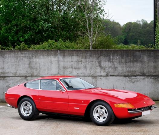 El Ferrari Daytona de Elton John puede ser tuyo