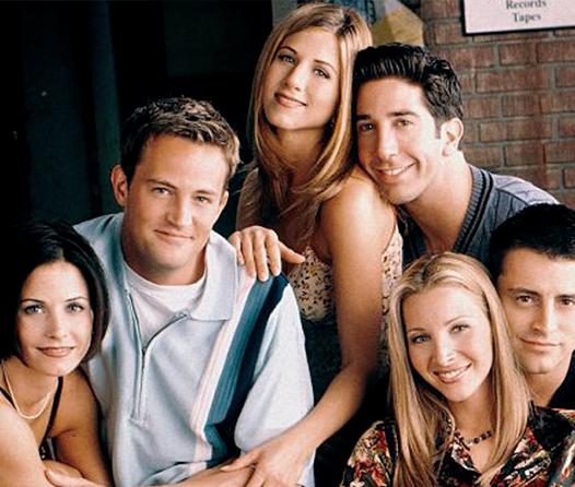 Te decimos cómo ganar 1,000 dólares por ver Friends