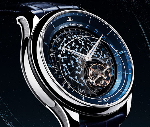 Jaeger-LeCoultre presenta nuevo reloj en el Festival Internacional de Cine de Venecia