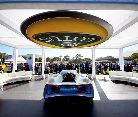 Lotus Evija, el supercoche eléctrico que nos ha dejado sin habla