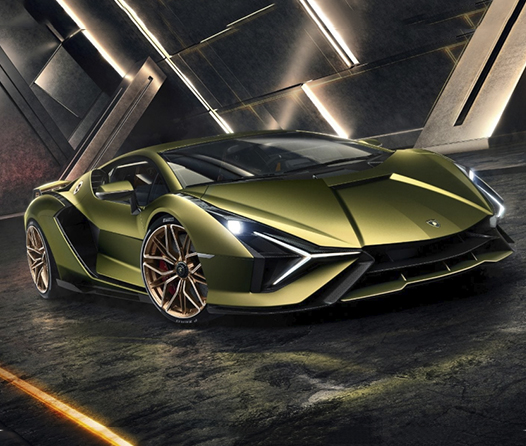 Lamborghini presenta su primer deportivo híbrido: Sián