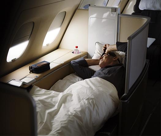 Lufthansa primera clase