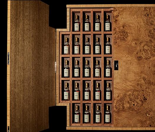 colección de whisky más valiosa