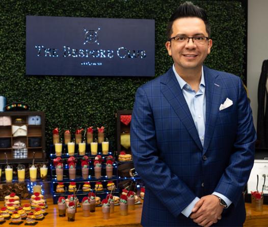 The Bespoke Club y Que Bo! se unen para presentar al nuevo embajador de la sastrería a de lujo