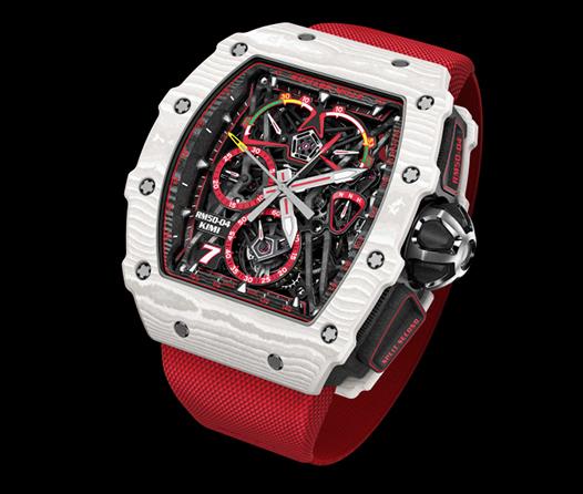 El nuevo reloj de Richard Mille está inspirado en un piloto de la F1
