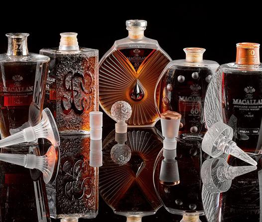 Esta podría ser la colección de whisky más valiosa jamás vendida