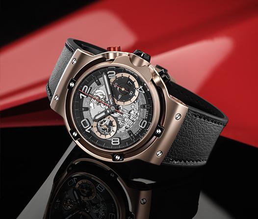 Hublot y Ferrari crean el mejor reloj para combinar con tu deportivo