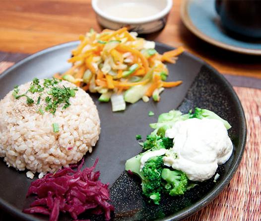 restaurantes veganos CDMX
