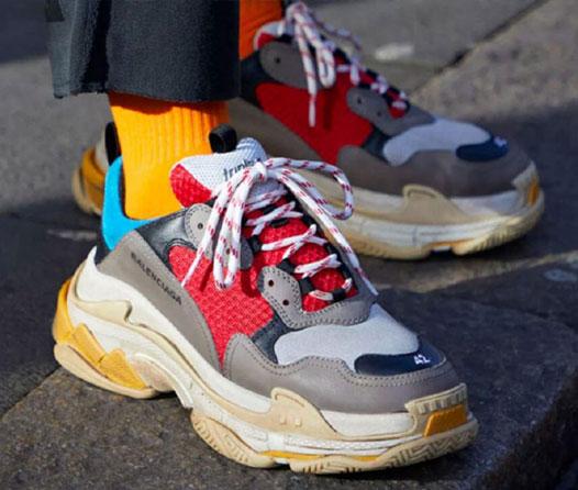 Dile adiós a los sneakers blancos: 5 modelos para estar en tendencia