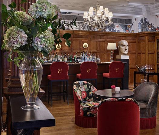 Charlie's es el nuevo restaurante británico contemporáneo en Brown's Hotel