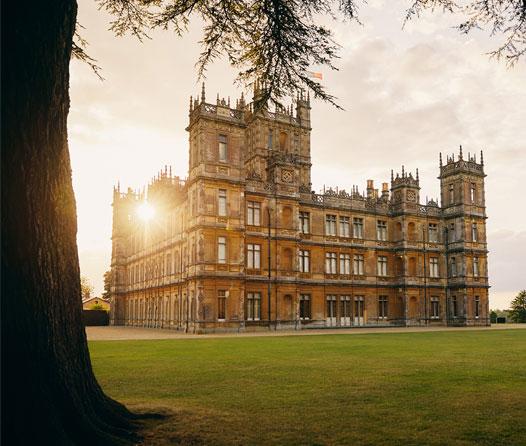 Airbnb te permite hospedarte en un castillo al estilo de Downtown Abbey